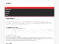 5222.de Webseite Vorschau
