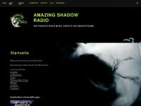 amazing-shadow-radio.de Webseite Vorschau