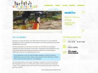 kitarobinhood.de Webseite Vorschau
