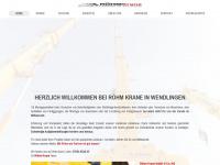 Roehm-krane.de