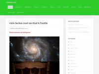 kidsgreen.de Webseite Vorschau