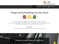kve-it.de Webseite Vorschau