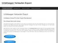 Unfallwagen-verkaufen-export.de
