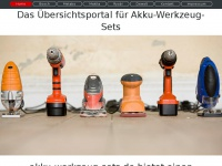 Akku-werkzeug-sets.de