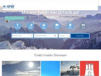 hoefer-skireisen.de