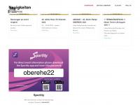 msc-oberehe.de Webseite Vorschau