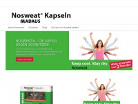 Nosweat.at