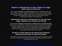 kaffeemaschinen-reparatur.net
