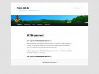 kierspel.de Webseite Vorschau