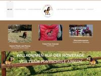 Ponyschule-arnum.de