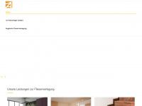 1a-fliesenverlegung.de Webseite Vorschau