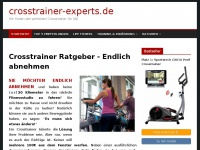 Crosstrainer-experts.de