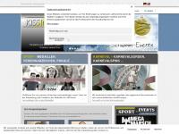 kissing-medaillen.de Webseite Vorschau