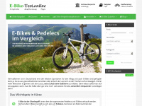 E-bike-test.online