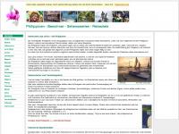 philippinen-life.de Webseite Vorschau