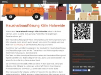 kitschkoenig.de Webseite Vorschau