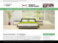 hausstaubmilben.org