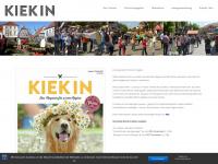 kiek-in-magazin.de Webseite Vorschau