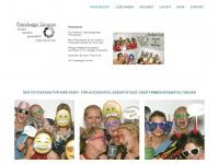 photobooth-varel.de Webseite Vorschau