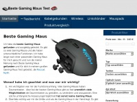 Beste-gaming-maus-test.de