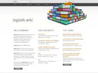 logistik.wiki Webseite Vorschau