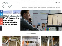 amsuisse.ch Webseite Vorschau