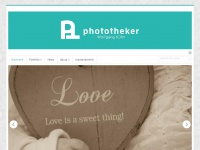 phototheker.at Webseite Vorschau