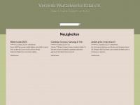 vereinte-wurzelwerke.de Webseite Vorschau