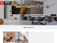 treppenbau-diehl.de Webseite Vorschau
