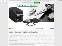 xystec.info Webseite Vorschau