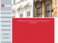 kipp-instandhaltung.de Webseite Vorschau