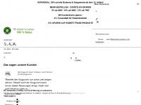 xylitkaufen.com Webseite Vorschau