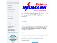 Elektroneumanngmbh.de