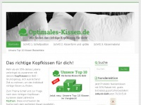optimales-kissen.de