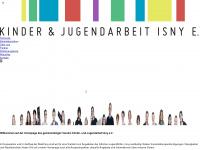 kinderundjugendarbeit-isny.de Webseite Vorschau