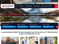 locationbutler.de Webseite Vorschau