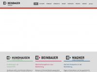 Beinbauer-group.de