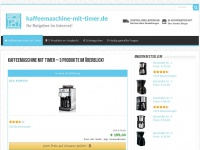 kaffeemaschine-mit-timer.de