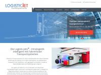 logistic-jet.com Webseite Vorschau