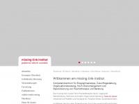 missing-link-institut.de