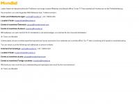 location-finder.at Webseite Vorschau