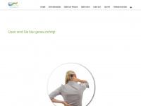 physiotherapie-paderborn.net Webseite Vorschau