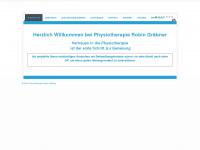 physio-graebner.at Webseite Vorschau