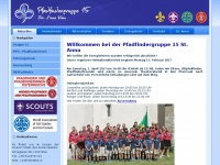 15er.net Webseite Vorschau
