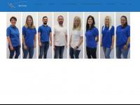 physiotherapie-nebauer.de Webseite Vorschau
