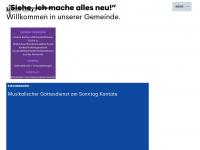 kirche-michendorf-wildenbruch.de Webseite Vorschau