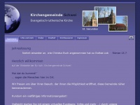 kirchengemeinde-schwei.de Webseite Vorschau