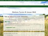 kinderbaustelle-scheinfeld.de Webseite Vorschau