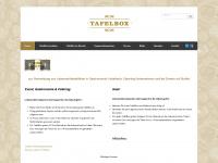 Tafelbox.at