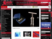 xdream-gifthouse.shop Webseite Vorschau